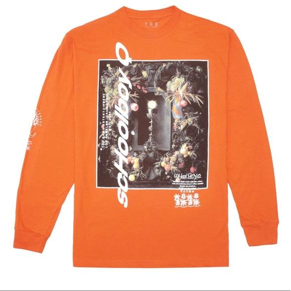 05f76b7d Supreme Shirts | Schoolboy Q 18 Tde Merch | Poshmark
